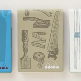 RHODIA - RHODIA 11 by Bob Foundation