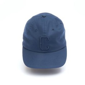 CHARI & CO NYC - THIRD LETTER BALL CAP NAVY
