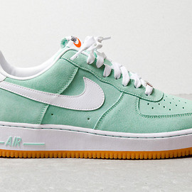 Nike - Nike Air Force 1 Low Arctic Green