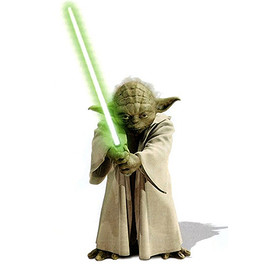 Yoda Force FX Lightsaber