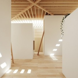mA-Architects - Light Walls House