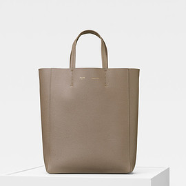 CELINE - Small Cabas in grained calfskin