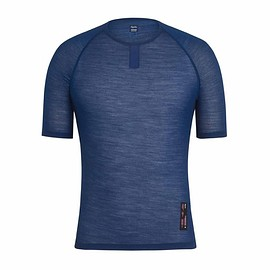 Rapha - Merino Mesh Base Layer Short Sleeve ( Navy )