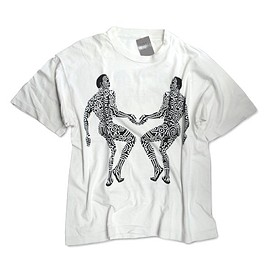 Keith Haring - Exhibition T-Shirt 1983