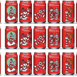 COCA COLA BY JAMES JARVIS CURATED BY CLOT