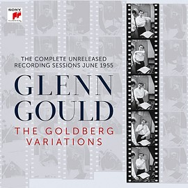 Glenn Gould - The Goldberg Variations Complete Unreleased Recording Sessions June 1955