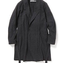 nonnative - SLEEPER GOWN W/N/P FLANNEL STRETCH