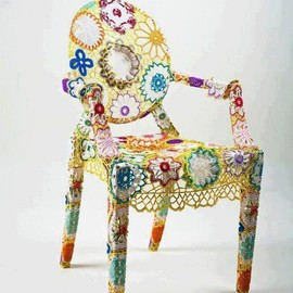 The Yarn Company - chair