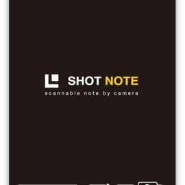 KING JIM - Shot Note M