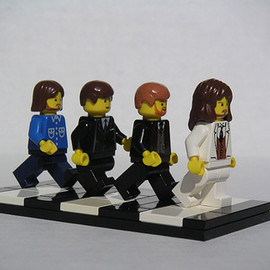 LEGO - Abbey Road / The Beatles