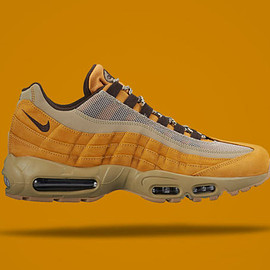 nike - airmax 95 wheat