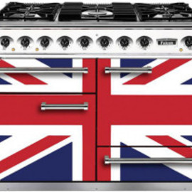 Falcon - Union Jack kitchen island