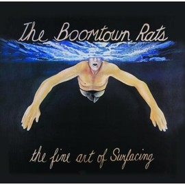 The Boomtown Rats - The Fine Art of Surfacing LP - Vinyl