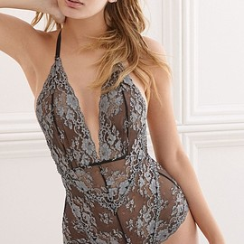Free People - Free People Too Cute to Handle Bodysuit