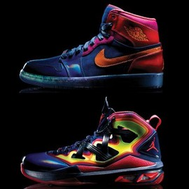"Nike - NIKE AIR JORDAN 1 HIGH & MELO M9 ""YEAR OF THE SNAKE COLLECTION"""
