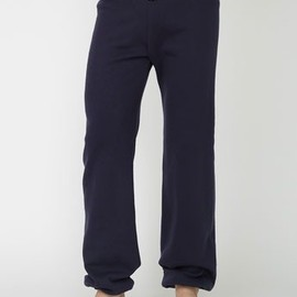 American Apparel - Flex Fleece Sweatpant Navy