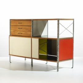 Herman Miller - ESU 220c  (Low Eames Storage Unit)