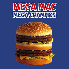 McDonald - MEGA MAC