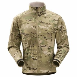 Arc'teryx - Combat Jacket - Patterned