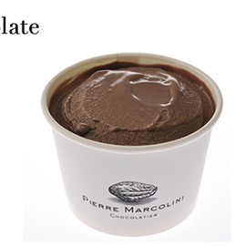 Pierre Marcolini - chocolate icecream