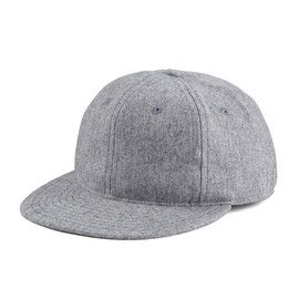 HEAD PORTER PLUS, EBBETS FIELD FLANNELS - BB CAP GREY
