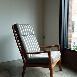 Ole Wanscher - Highback Chair