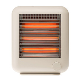 ±0 - Infrared Electric Heater with Steam