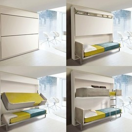 Convertible Doc Sofa/Bunk Bed