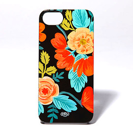 RIFLE PAPER CO. - RIFLE PAPER CO. iPhone5/5s ケースコレクション Russian Rose