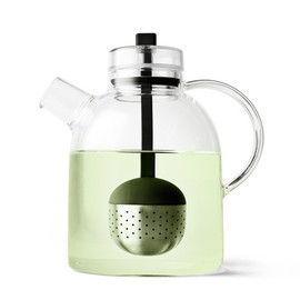 menu - Tea Pot Kettle Glass 1,5L