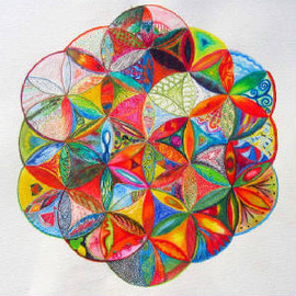 Inner Visions Gallery of Art and Healing - Flower of Life