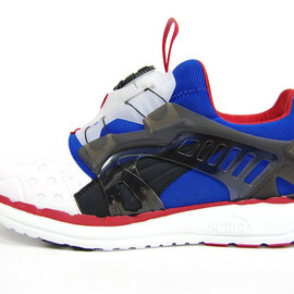 Puma - DISC BLAZE LTWT ORIGINAL 「LIMITED EDITION」 WHT/BLU/BLK/RED