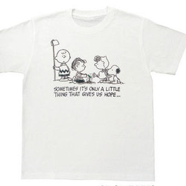 SNOOPY - SNOOPY チャリティーTシャツ