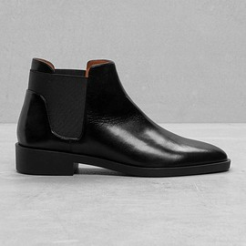 & Other Stories - Chelsea Leather Boots
