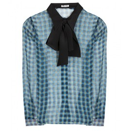 miu miu - SILK SHIRT