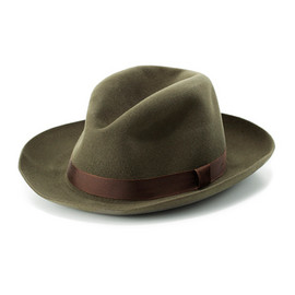 LONDON UNDERCOVER - FOLDWAY TRILBY WITH BOX
