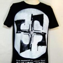 JOHN HEARTFIELD - BLOOD AND IRON T SHIRT