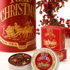 TWG tea - RED CHRISTMAS TEA