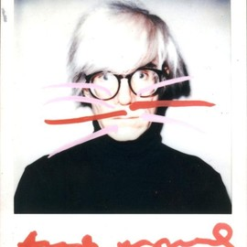 Andy Warhol - Polaroid Photo (Original)
