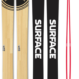 Surface Skis - The Chronicle