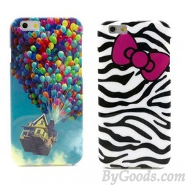 Lovely Balloon Bow TPU Iphone 6s Case