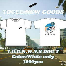 yogee new waves - YOGEE-DOG-SKATE-T-SHIRTS