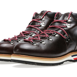 Moncler - Matterhorn Mountain Boot Dark Brown