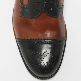 MUNOZ VRANDECIC - straight tip shoes