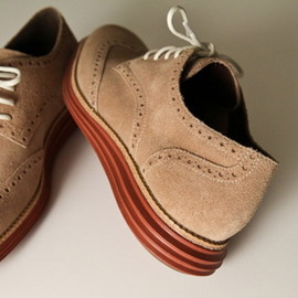 COLE HAAN - LUNARGRAND WINGTIP (Brown)