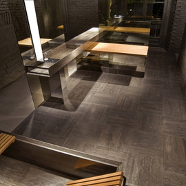 Pierro Lissoni - Bathroom by  Salvatori