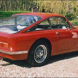 TVR - Trident Coupe