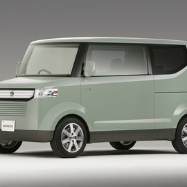 Honda - Step Bus Concept -  2006