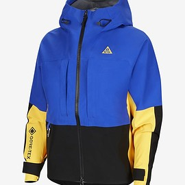 NIKE - GORE-TEX Misery Ridge Jacket - Hyper Royal/Black/Team Orange