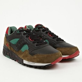 Saucony - X West NYC Men's Shadow 5000 Cabin Fever Sneakers